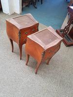 Pair of French Marble Top Tables (5 of 6)