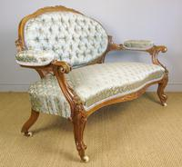 Good Quality Victorian Sofa in the French Taste (6 of 10)
