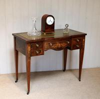 Inlaid Rosewood Writing Desk (6 of 11)