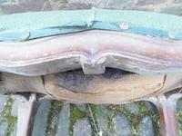Antique Period Stool (3 of 11)