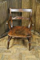 Antique Windsor Armchair (2 of 4)