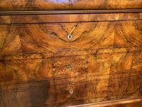 Burr walnut Louis Philippe commode (12 of 13)
