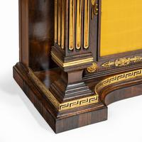 Pair of Regency Brass Inlaid Rosewood Side Cabinets (9 of 17)