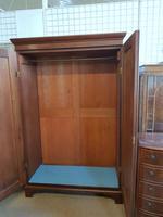 Antique Victorian Wardrobe (3 of 4)