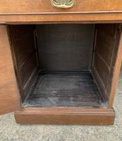 Huge Antique Victorian Oak Partners Desk (21 of 24)
