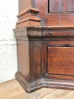 Antique Corner Cupboard with Drawer (7 of 10)