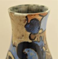 Frederick Rhead, Bursley Ware Amstel Gourd Vase for Wood & Sons Ltd c.1923 (6 of 7)