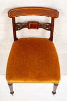 Set of 6 Sheraton Revival Dining Chairs (17 of 17)
