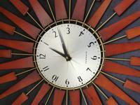 Vintage Star Burst Clock (4 of 5)