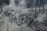 Heroic Highlander, WW1 Drawing (6 of 8)