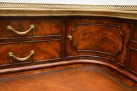 Antique Mahogany Carlton House Desk (4 of 14)