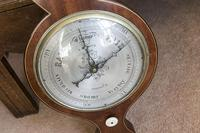 Mercurial Barometer with Satinwood Inlay (4 of 4)
