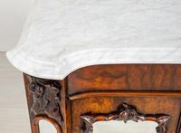 Victorian Walnut Side Cabinet (7 of 10)