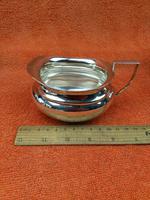 Art Deco Silver Plate EPNS Cream Jug & Sugar Bowl c.1930 (11 of 12)