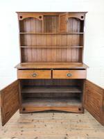 Early 20th Century Oak Dresser (2 of 11)