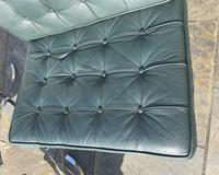 Pair of Barcelona Chairs & Ottoman (18 of 30)