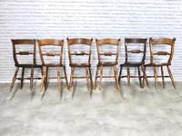 Set of 6 Barback Windsor Kitchen Chairs (4 of 7)