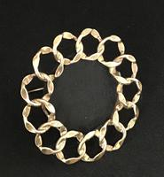 Victorian Brass Circular Ring Easel Photo Frame (2 of 3)
