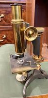 Pine Cased Carl Zeiss Jena Microscope (5 of 6)