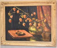 Still Life Oil Painting by Floris M. Gillespie (8 of 9)