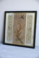Decorative Chinese Silk Embroidered Panel (7 of 11)