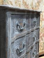 Smaller French Painted Chest of Drawers (9 of 9)