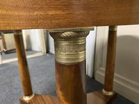 French Marble Top Empire Centre Table (5 of 16)