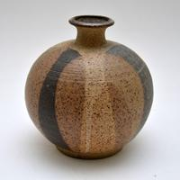 Vintage Charles Counts Studio Pottery Vase (2 of 6)