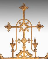 Complex Mid 19th Century Cast Iron Hall / Stick Stand (6 of 8)