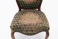 Pair of 18th Century Dutch Mahogany Side Chairs (4 of 8)