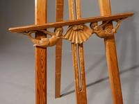 An Unusual Early 20th Century Continental Easel (3 of 4)