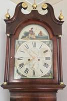Eight Day Scottish Longcase Clock, Fantastic Condition (4 of 12)