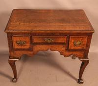 18th Century Oak Lowboy Very Original (3 of 8)