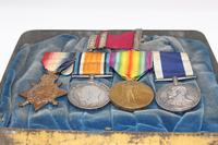 4 Medal Group Awarded to CH 20821 PTE.H.Hunt R.M.L.I (10 of 10)