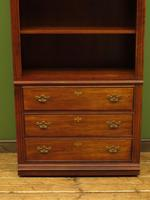 Tall Narrow Alcove Bookcase Shelving Cabinet by Thomasville Furniture USA (8 of 10)
