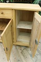 2m Pine Dresser Base Sideboard / Cupboard / TV Stand (12 of 13)