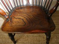 English 19th Century  Windsor Chair (4 of 7)