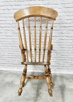 Large 'Grandfather' Windsor Armchair (3 of 7)