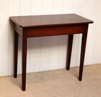 Mid 19th Century Low Mahogany Table (2 of 10)