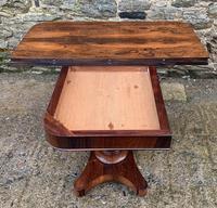 Regency Rosewood Card Table (13 of 24)