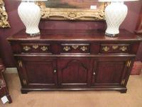 Superb George II Period Antique Oak Dresser (2 of 7)