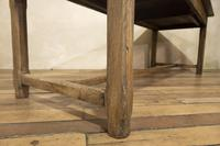 Early 20th Century French Painted Refectory Table (12 of 14)