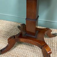 Beautiful Victorian Mahogany Antique Sofa Table (5 of 8)
