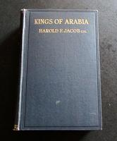 1923 1st Edition Kings of Arabia Rise & Set of Turkish Sovranty in Arabian Peninsula