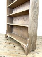 Pair of Antique Oak Bookcases (7 of 8)