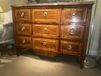 18th Century Transitional Commode in Tulipwood (9 of 9)