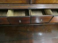 Neat English 18th Century Bureau Bookcase (6 of 15)