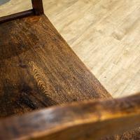 Carved Oak Bench (4 of 9)