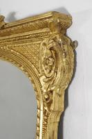 19th Century Gilt Overmantle Mirror (8 of 12)