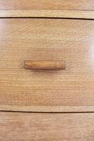 Art Deco Limed Oak Chest of Drawers (12 of 13)